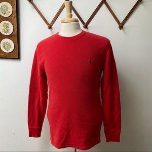Polo Ralph Lauren Thermal Knit Shirt